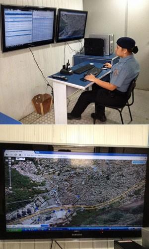 Rocinha com UPP terá 100 câmeras para monitorar a comunidade (Foto: Janaína Carvalho/G1)