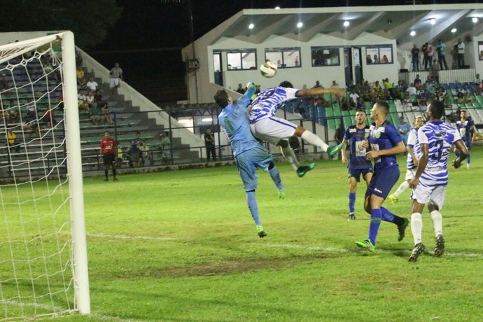 Altos x Parnahyba, Campeonato Piauiense (Foto: Wenner Tito)