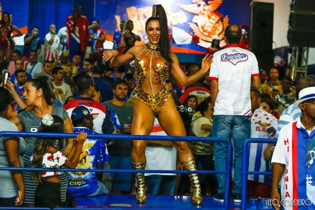 Gracyanne Barbosa (Foto: Leo Cordeiro)