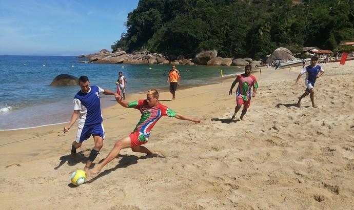 Praia do Sono fatura 9ª edição do Fest Juá (Foto: Divulgação/Prefeitura de Paraty)