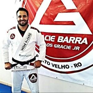 Ivan Souza, de Rondônia, campeão do 15º Acreano de Jiu-Jítsu (Foto: Ivan Souza/Arquivo Pessoal)