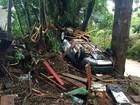 Chuva atinge 200 pessoas em cinco cidades do Paraná e deixa um morto