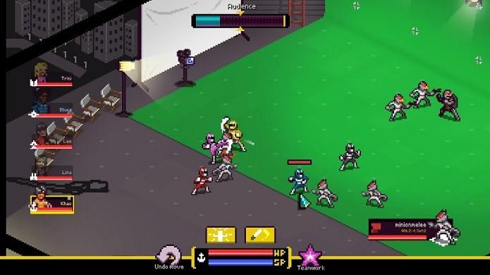 Chroma Squad será lançado para plataformas PlayStation além do Steam. (Foto: Divulgação)