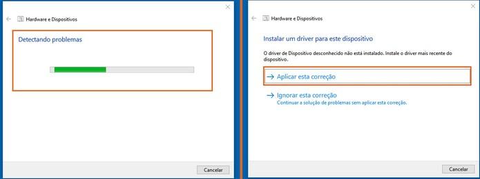 Aplique as correções no computador com Windows 10 (Foto: Reprodução/Barbara Mannara)