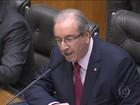 Em troca de mensagens, Cunha cobra dinheiro de ex-presidente da OAS