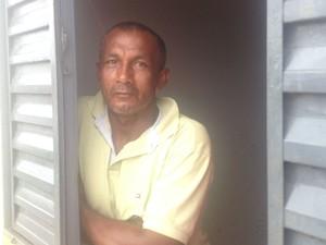 Miquéias Reis, 51 anos (Foto: Dyepeson Martins/G1)