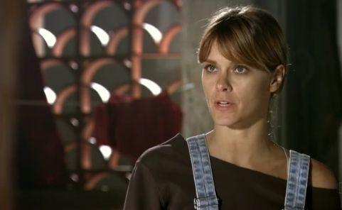 """Carolina Dieckmann como Jéssica em """"Salve Jorge"""" (Foto: Reprodução)"""