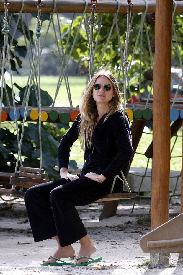 Letícia Birkheuer (Foto: Gil Rodrigues/ FotoRio News)