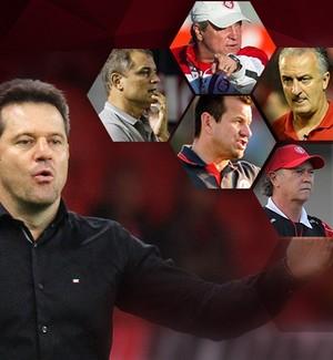 Carrossel Técnico Inter (Foto: GloboEsporte.com)