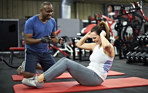mulher musculação (Foto: Getty Images)