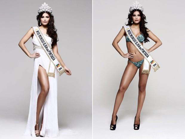 Miss Mundo Ilha da Pintada (Foto: Black Sheep Studio/Miss Mundo Brasil)