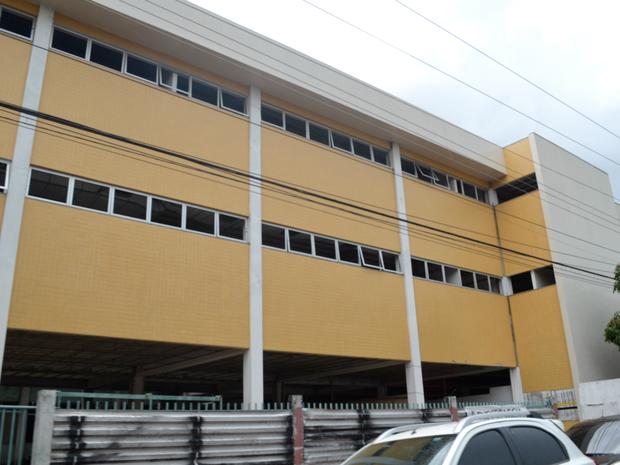 HCA hospital da criança macapá amapá saúde obras amapá (Foto: Abinoan Santiago/G1)