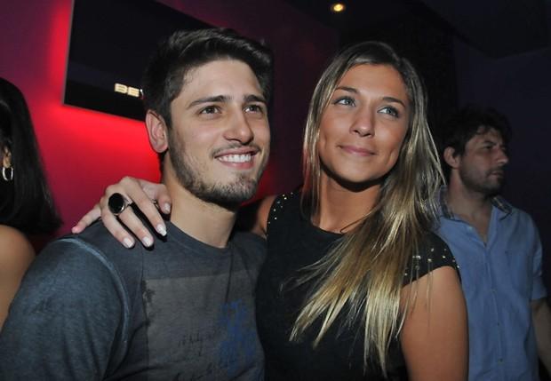 Daniel Rocha e Rafaella Cito (Foto: Cassiano de Souza)