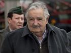 Mujica participa de conferência sobre mudanças climáticas em Florianópolis