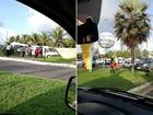Sete são presos e 50 CNHs retidas   após festa em praia da Grande Natal