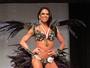 Graciella Carvalho tira primeiro lugar em concurso fitness nos EUA