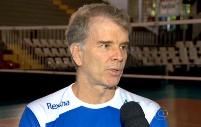 bernardinho frame globo esporte volei (Foto: Reprodução/TV Globo)