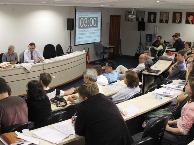 Decisão de aderir ao Sisu foi tomada em reunião do Conselho Universitário (Foto: Ascom/Udesc)