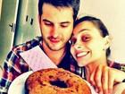 Mestre-cuca! Luiza Módolo ensina a fazer um delicioso bolo de maçã light