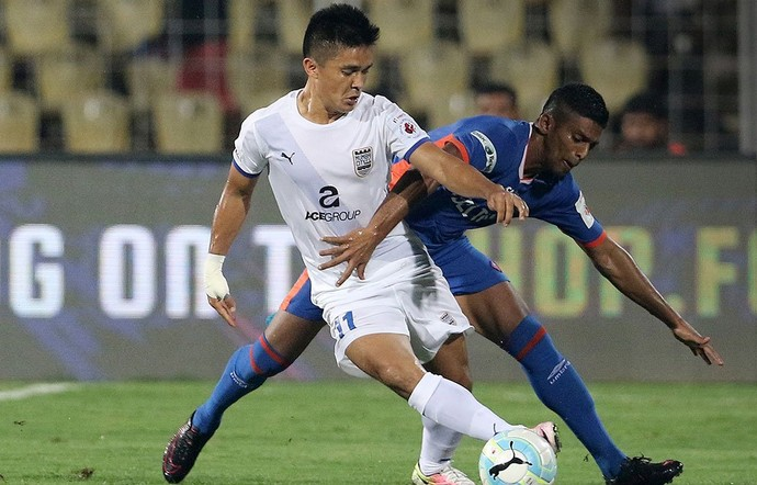 FC Goa x Mumbai City (Foto: Reprodução/Twitter)