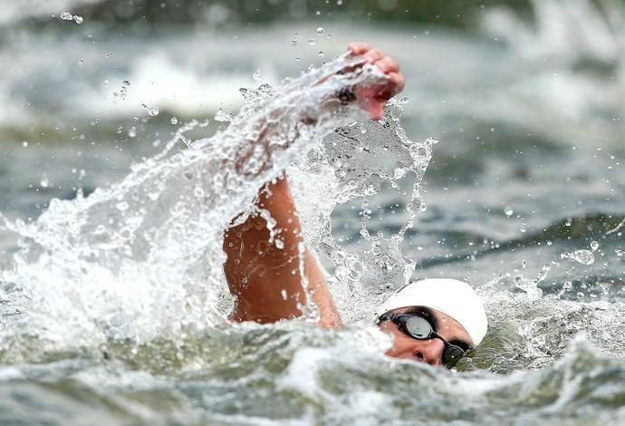 Vladimir Dyatchin nadador (Foto: Getty Images)