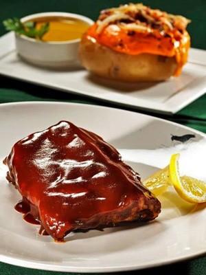 BBQ Pork Ribs, Restaurante Tapa de Cuadril (Foto: Eudes Santana / Divulgação)