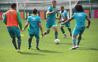 Sem poupar, Caio Júnior relaciona 21 na Chapecoense para pegar o Santos