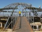 Memorial do ET deve ficar pronto em três meses em Varginha, MG
