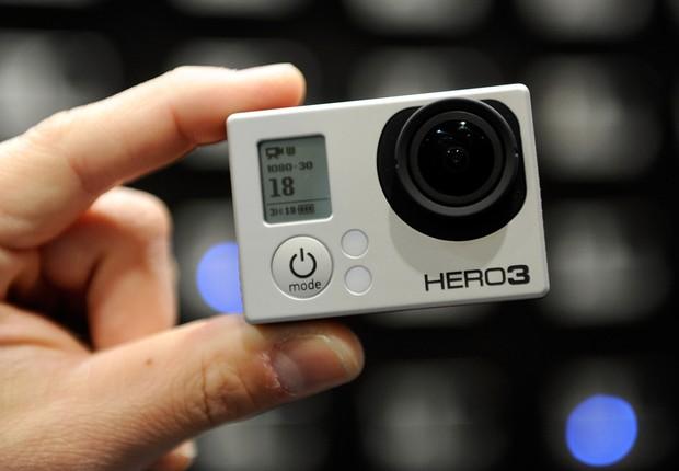 Câmera GoPro (Foto: Getty Images)
