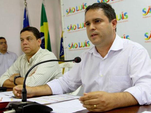 Prefeito Edivaldo Holanda Júnior anuncia 1ª subprefeitura de São Luís (Foto: Divulgação / Prefeitura de São Luís)