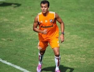 Matheus Carvalho Fluminense treino (Foto: Moysés Ferman / FotosFlu)