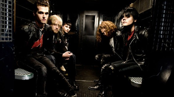 My Chemical Romance (Foto: Divulgao)