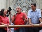 'É a eleição mais complicada em SP de todas que eu participo', diz Lula