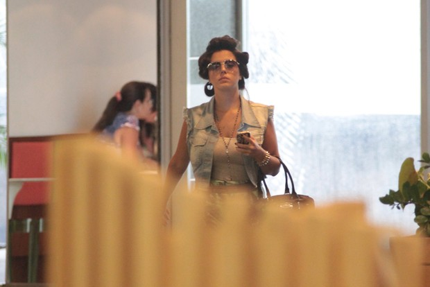 Giovanna Lancellotti (Foto: Derick Abreu / Photo Rio News)