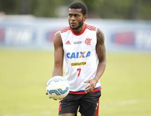 Cirino treino Flamengo