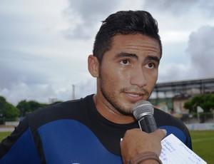 Com gol nos acréscimos, Ypiranga empata com Salgueiro/PE (Foto: Jonhwene Silva/GE-AP)