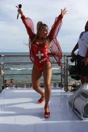 Claudia Leitte (Foto: Dilson Silva / AgNews)