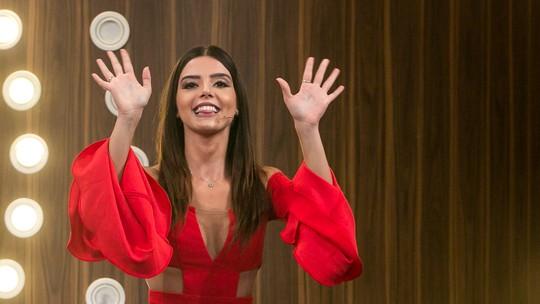 Giovanna Lancellotti tem sua maior fã revelada no 'Tamanho Família'