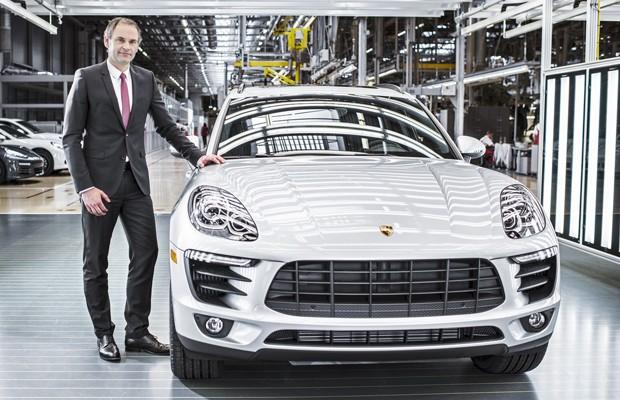 Oliver Blume é o novo CEO da Porsche (Foto: Divulgação)