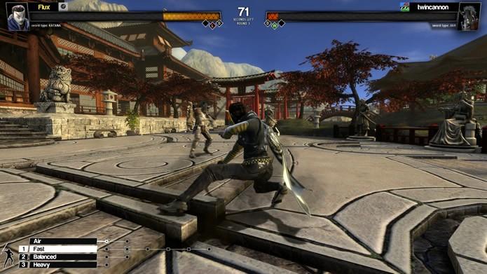 Com um visual bastante impressionante, Blade Symphony é um ótimo game de luta de espadas (Foto: Divulgação/Puny Human Games)