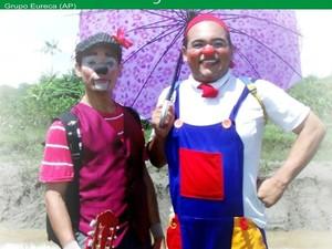 """Peça infantil """"A língua solta do Palhaço Joca"""", vai acontecer no dia 29 de maio (Foto: Divulgação )"""