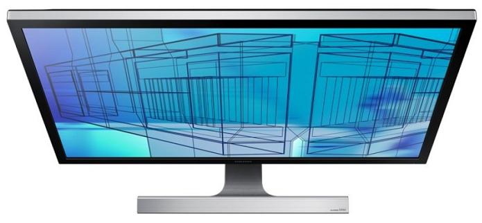 Monitor da Samsung tem altíssima qualidade (Foto: Divulgação/Samsung)