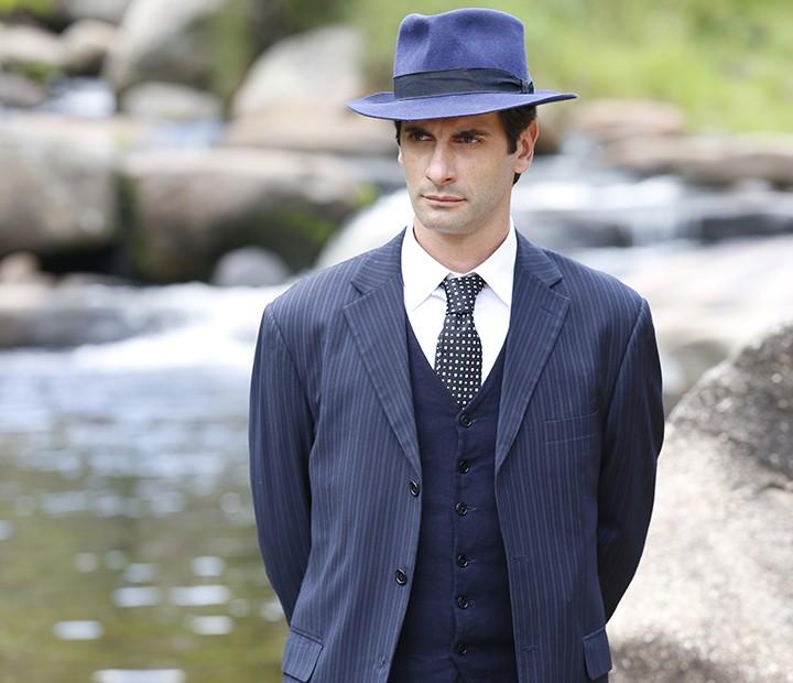 Flavio Tolezani será o charmoso advogado Araújo (Foto: Ellen Soares/Gshow)