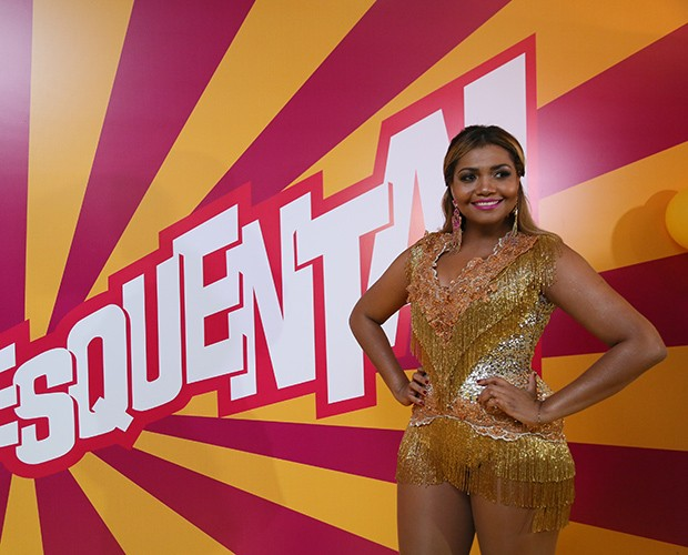 Gaby Amarantos (Foto: Isabella Pinheiro/Gshow)