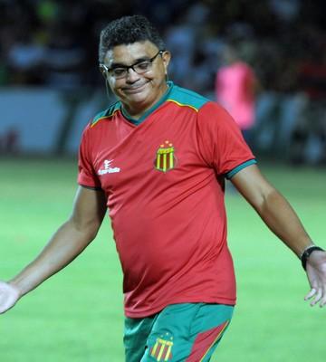 Flávio Araújo considera alteração com uma boa estratégia (Foto: Biaman Prado/O Estado)