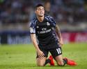James Rodríguez pode se tornar um problema para o Real, afirma Zidane