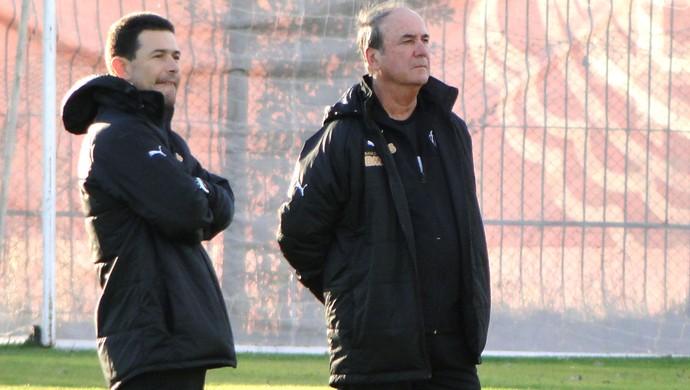 Levir Culpi Treino Atlético-mg (Foto: Léo Simonini)