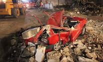 Homem morre após queda de muro em Suzano (Edison Temoteo/Futura Press/Estadão Conteúdo)