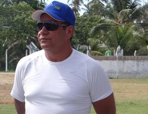 Raimundo Tavares CSA (Foto: Viviane Leão/GloboEsporte.com)