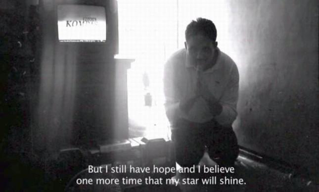 Marco Archer se mostrava esperançoso em vídeo de escapar da pena de morte (Foto: Reprodução)